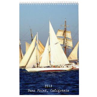 Calendario de Dana Point 2013