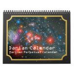 Calendario de Darian: Calendario perpetuo marciano