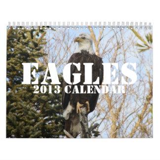 Calendario de Eagle
