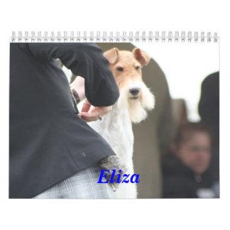 Calendario de Eliza