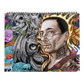 calendario de Enrique b 2011