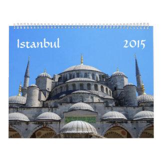 Calendario de Estambul 2015