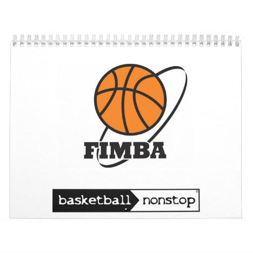 Calendario de FIMBA