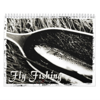 Calendario de Fising de la mosca