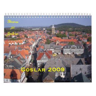 Calendario de Goslar 2009