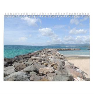 Calendario de Grenada el Caribe