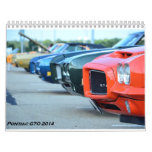 Calendario de GTO 2014