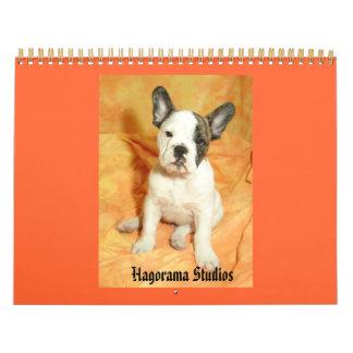 Calendario de Haggie