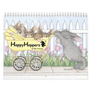 Calendario de HappyHoppers®