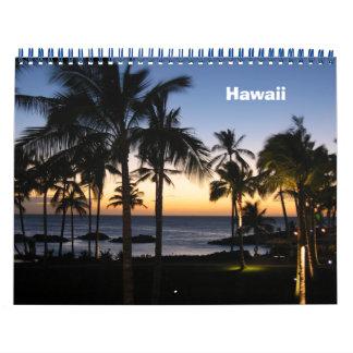 Calendario de Hawaii