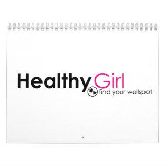 Calendario de HealthyGirl