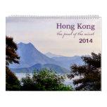 Calendario de Hong Kong 2014