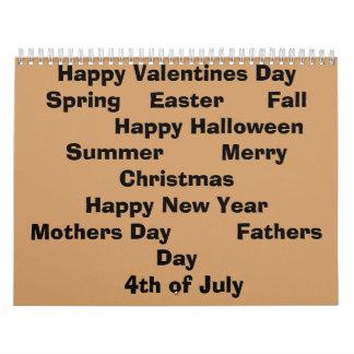 Calendario de Ibu