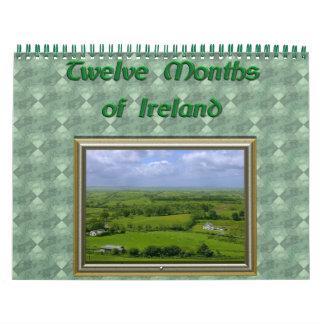 Calendario de Irlanda