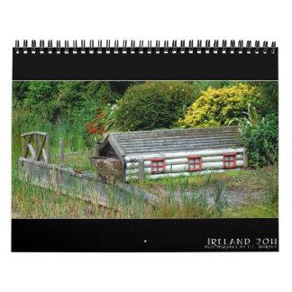 Calendario de Irlanda 2011