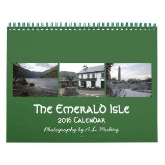 Calendario de Irlanda 2016