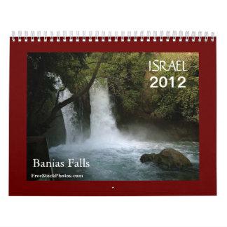 Calendario de Israel