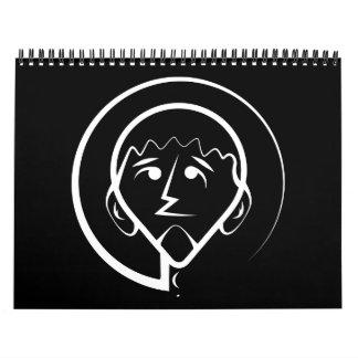 calendario de JakeWozniak.com 2013