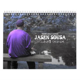 Calendario de Jasen Sousa 2009