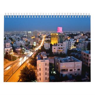 Calendario de Jordania