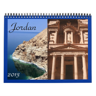 calendario de Jordania 2013