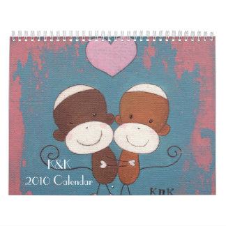 Calendario de K&K 2010