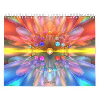Calendario de Kaleido3D