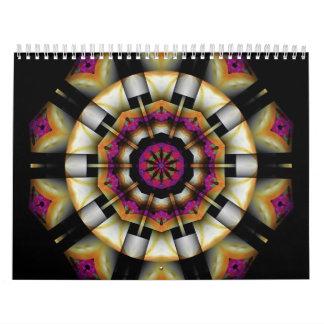 Calendario de Kaliedoscope