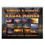Calendario de Kauai, Hawaii 2011