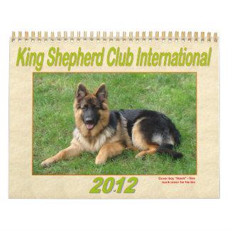 Calendario de KSCI 2012