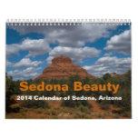 Calendario de la belleza 2014 de Sedona
