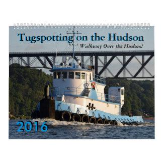Calendario de la calzada 2016 de Tugspotting