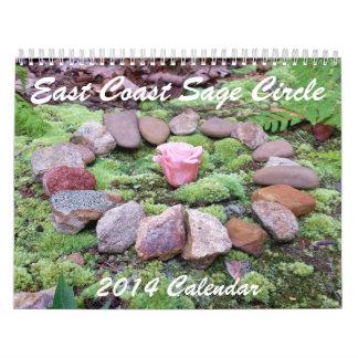 Calendario de la CECA 2014