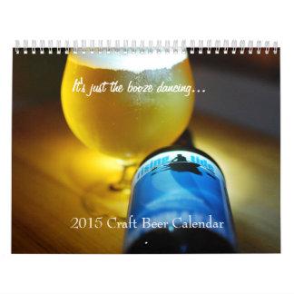 Calendario de la cerveza de 2015 artes