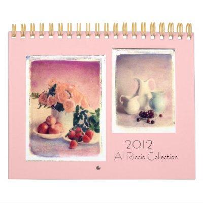 Calendario de la colección 2012 de Riccio del Al