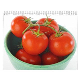 Calendario de la comida
