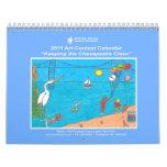 Calendario de la competencia del arte de 2011 WSSC