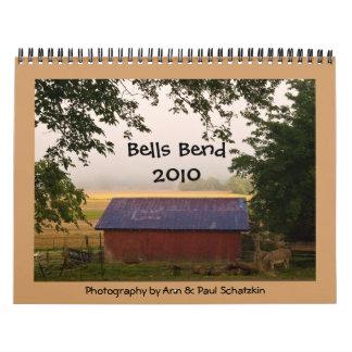 Calendario de la curva de 2010 Belces