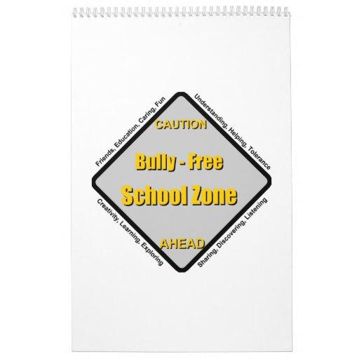 Calendario de la escuela libre del Bully-