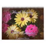 Calendario de la exhibición floral 2009