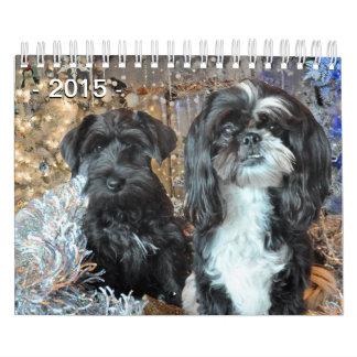 Calendario de la familia 2015
