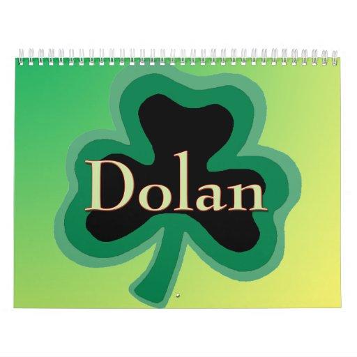 Calendario de la familia de Dolan