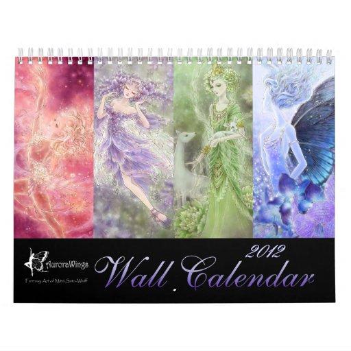 Calendario de la fantasía