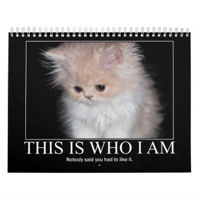 Calendario de la filosofía de los gatos