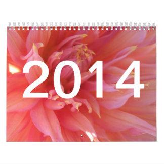 """calendario de la """"flora"""" 2014"""