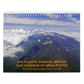Calendario de la foto de 2009 antenas