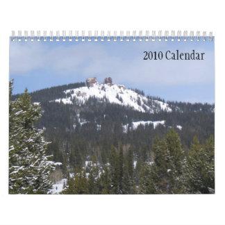 Calendario de la foto del Snowmobile 2010