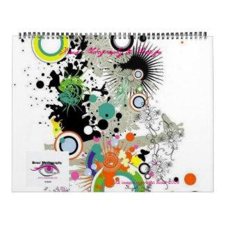 Calendario de la fotografía 2008 de Rena -