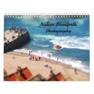 Calendario de la fotografía 2011 de Nadine