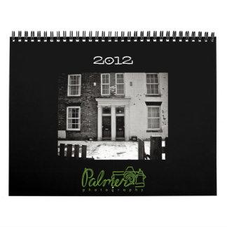 Calendario de la fotografía 2012 de Palmer versió